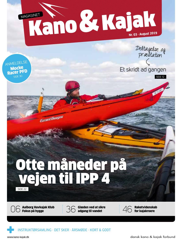 Kano Kajak 3 2019 By Dansk Kano Og Kajak Forbund Issuu
