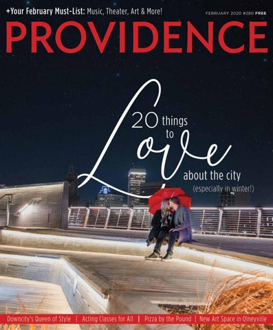 Providence Monthly, February 2020 | East Side Monthly