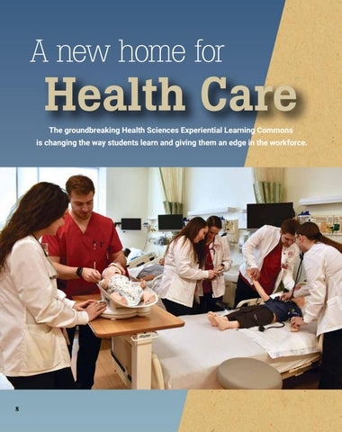 Page 10 of A New Home for Health Care