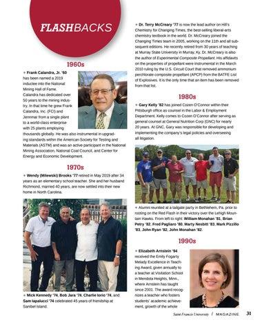 Page 33 of Alumni Flashbacks