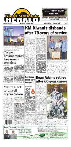 Km Herald 1 22 20 By Community First Media Issuu