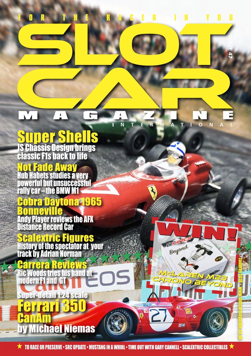 Slot Car Magazine January 2019 By Marc Abbott Issuu