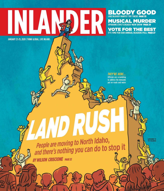 Inlander 01/23/2020 by The Inlander - issuu