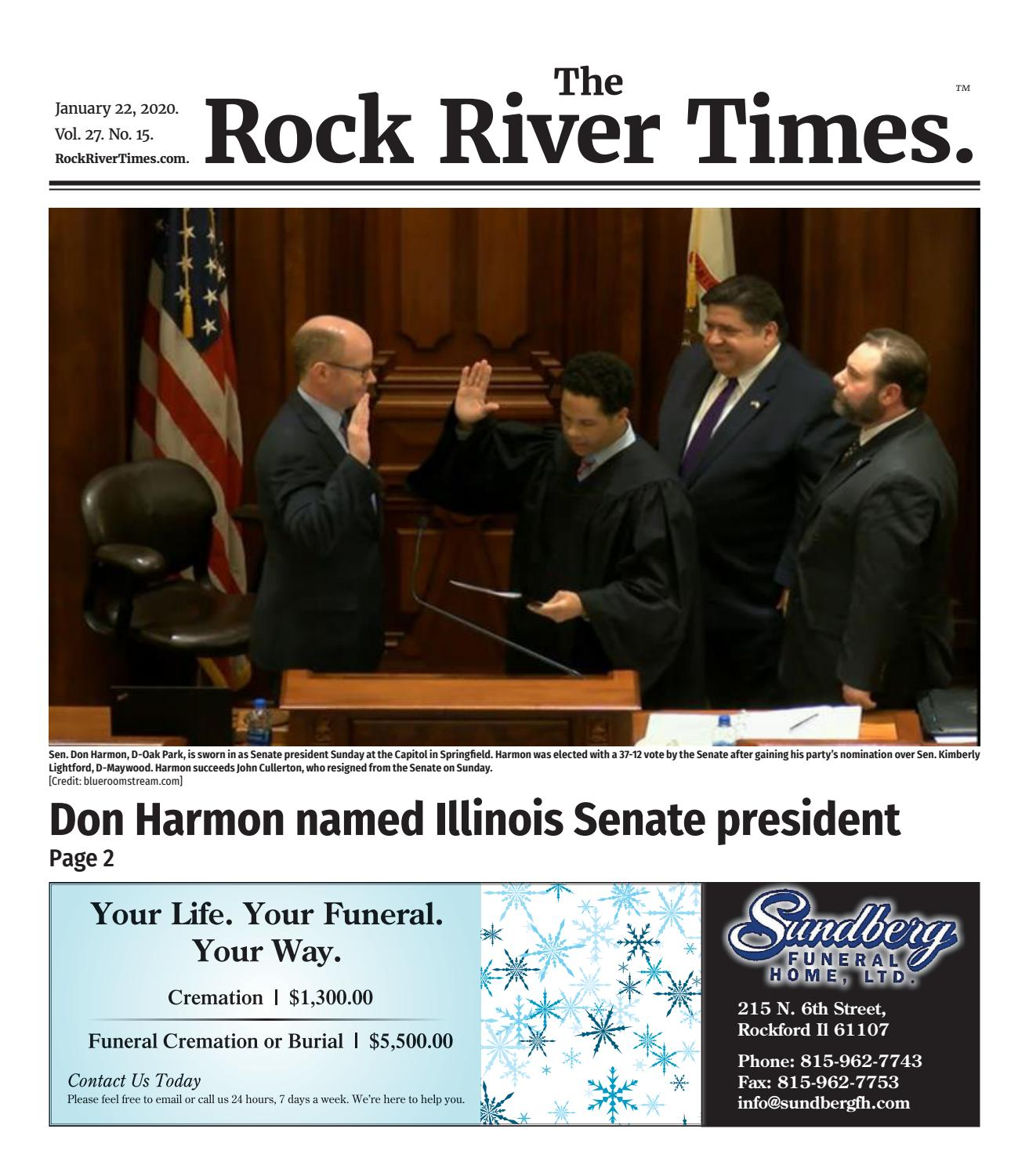 The Rock River Times January 22 2020 By Rockrivertimes7 Issuu
