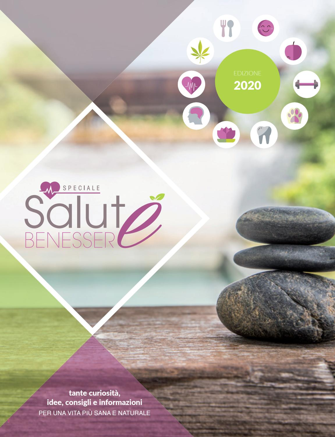 Speciale Salute Benessere 2020 By La Piazza Srl Issuu