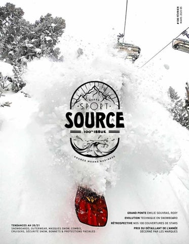 BoardSport Source, Issue 100, FevrierMars 2020 Francais by
