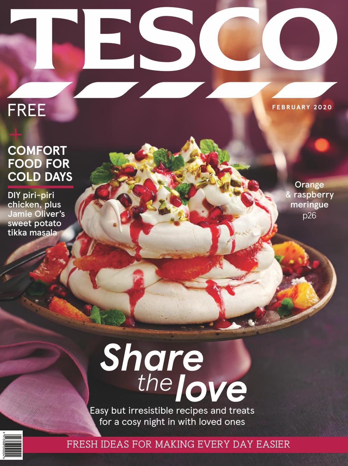 Tesco Magazine February 2020 By Tesco Magazine Issuu