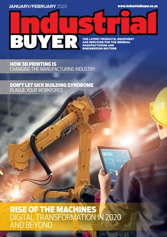 Industrial Buyer January/ February 2020