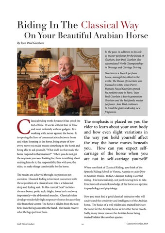 Page 10 of Arab Horse Couture - Oct/Nov 2019
