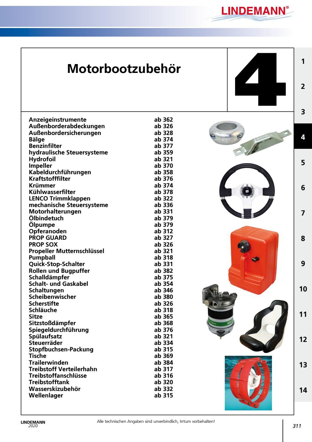 Benzinfilter Kraftstofffilter 10 Micron für Mercury Mercruiser Yamaha
