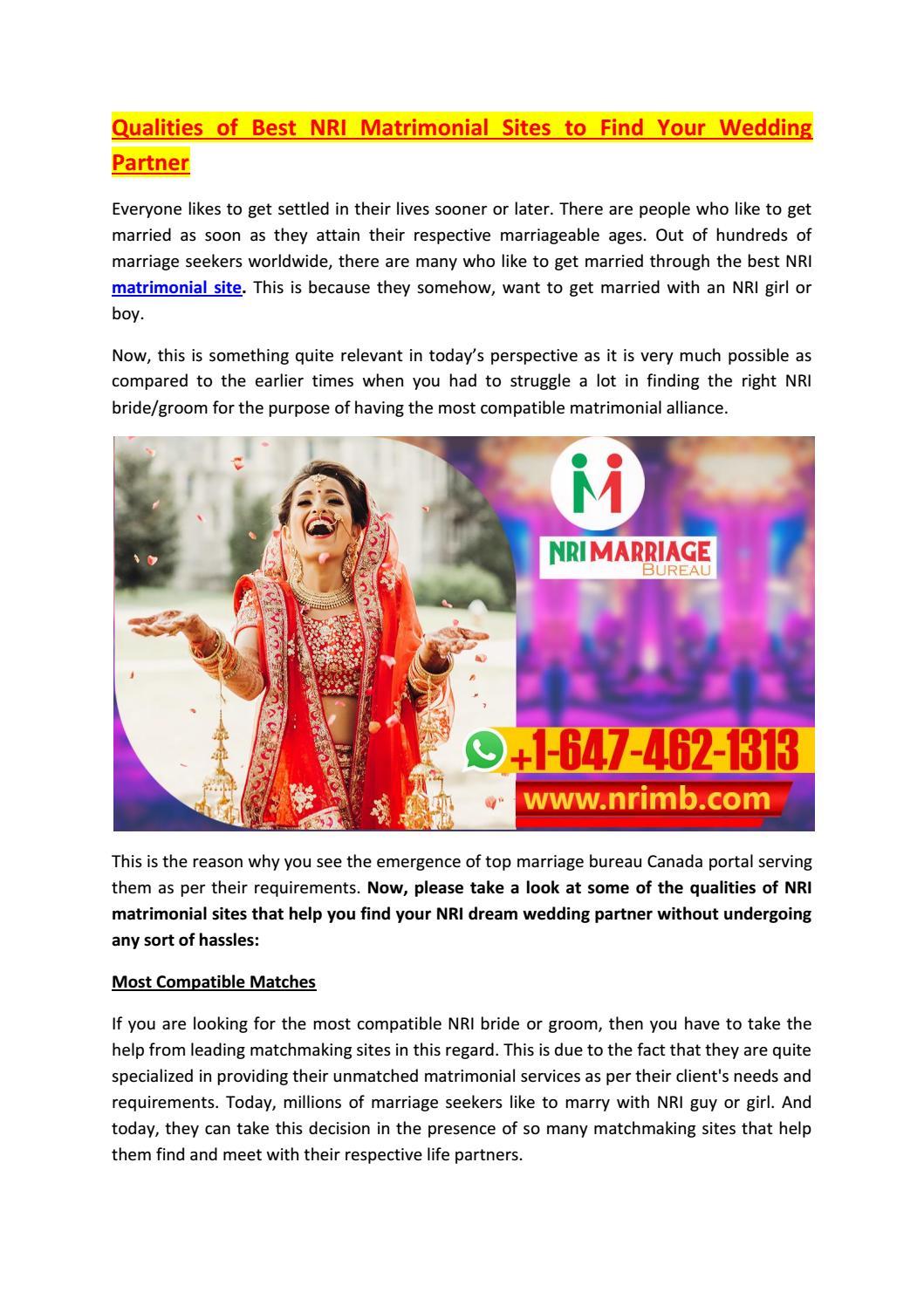 Sites matrimonial Indian Marriage,