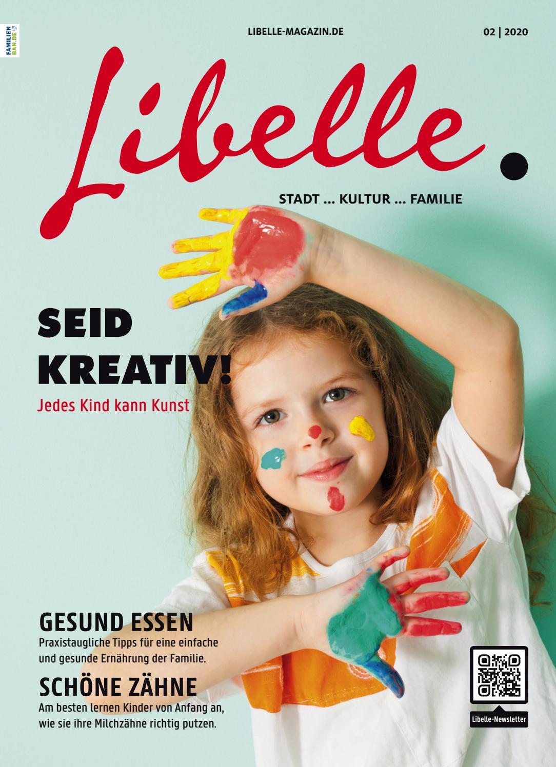Libelle Februar 15 by Libelle   Stadt ... Kultur ... Familie   issuu