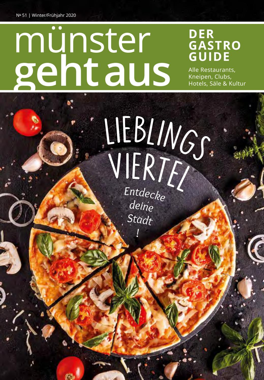 Münster Geht Aus Winter/Frühjahr Ausgabe 9 by Tips Verlag ...