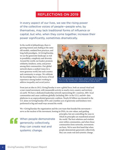Page 4 of GENEROSITY IN ACTION