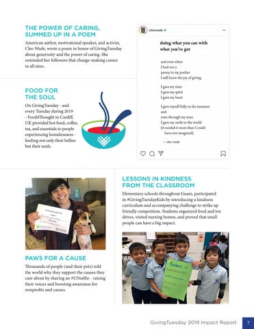Page 7 of A GLOBAL MOVEMENT