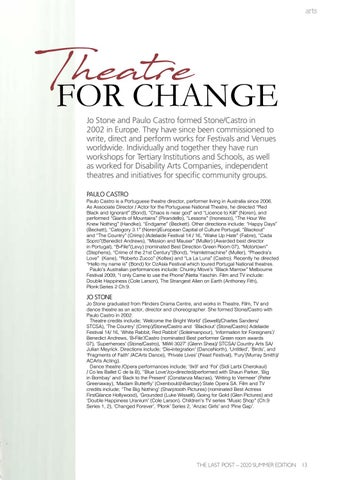 Page 15 of Theatre for Change