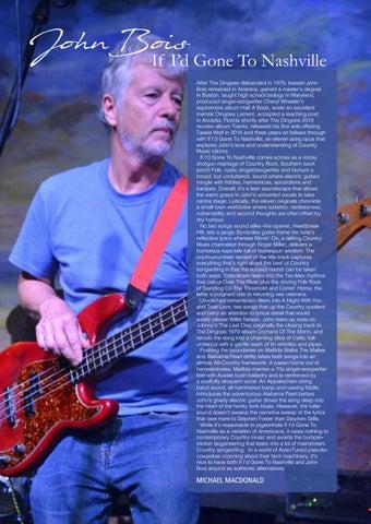 Page 20 of John Bois: If I'd Gone To Nashville