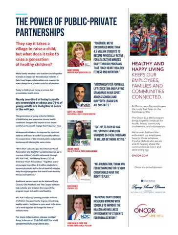 Page 8 of THE POWER OF PUBLIC-PRIVATE PARTNERSHIPS