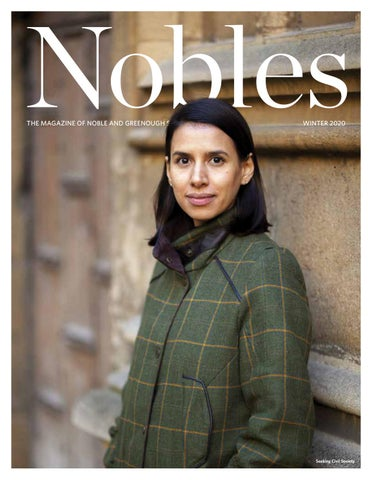 Brittany santangelo big ass Nobles Winter 2020 Magazine By Noble And Greenough School Issuu