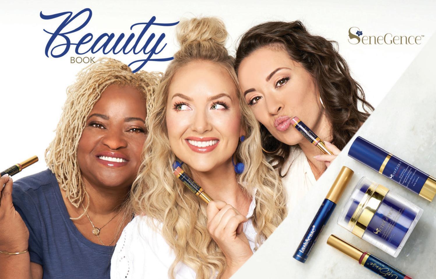 Senegence Beauty Book January 2020 By Kissesbyjamie Issuu