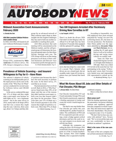 February 2020 Midwest Edition by Autobody News   issuu
