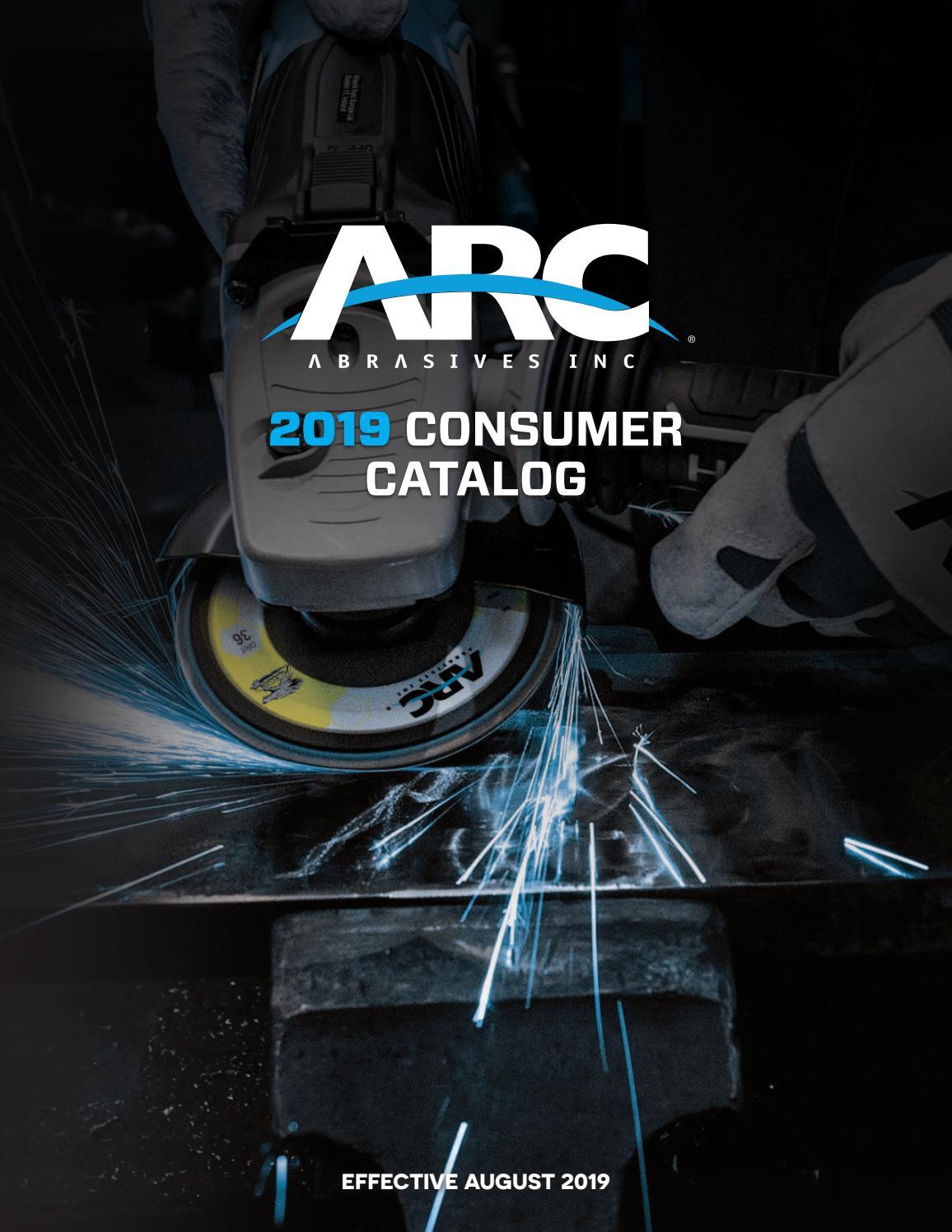 Aluminum Oxide 1//8 Arbor Roll 1//2 Diameter x 1 Length Grit 240 Merit Abrasive Cartridge Roll Pack of 100