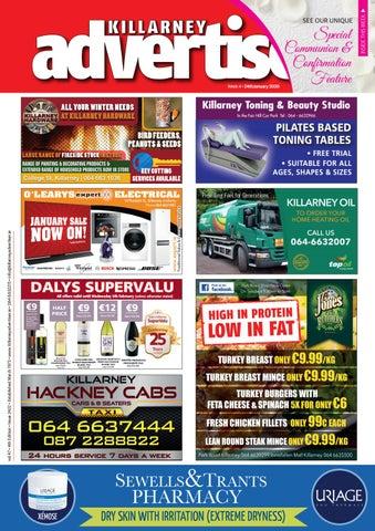 Killarney Advertiser 23rd August 2019 by Killarney Advertiser