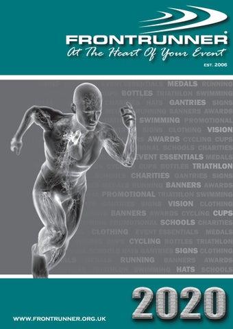 Frontrunner Brochure 2020 By Paulstafford Issuu