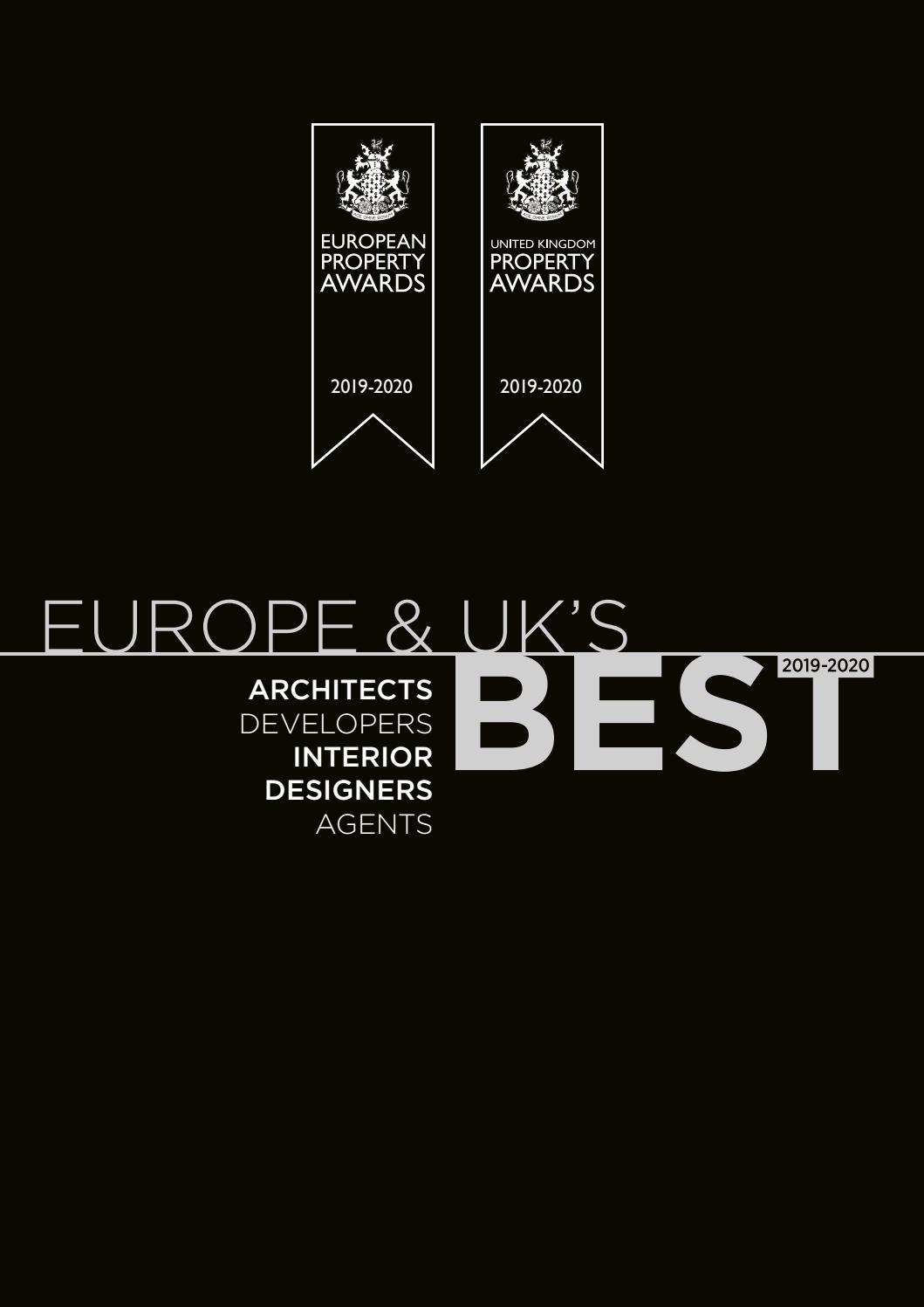 Europe Uk S Best 2019 2020 By International Property Media Issuu
