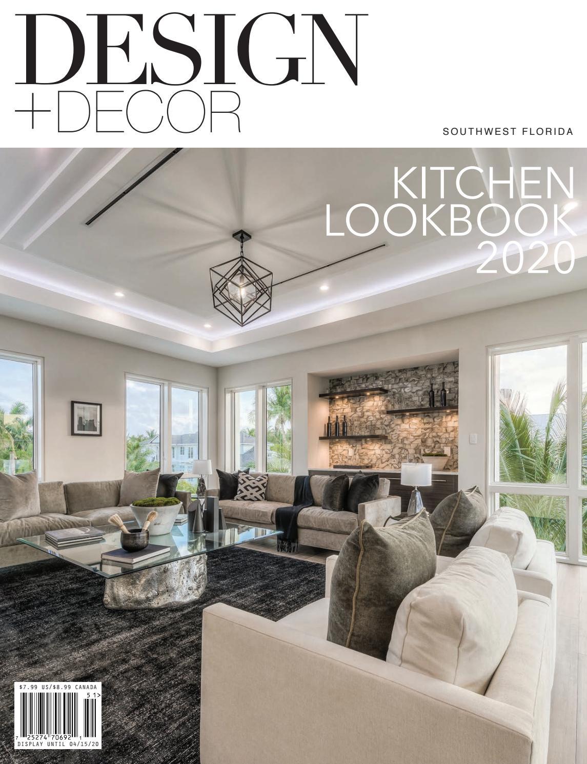 Collins & Dupont Design Group design + decor southwest florida winter 2020 by east coast