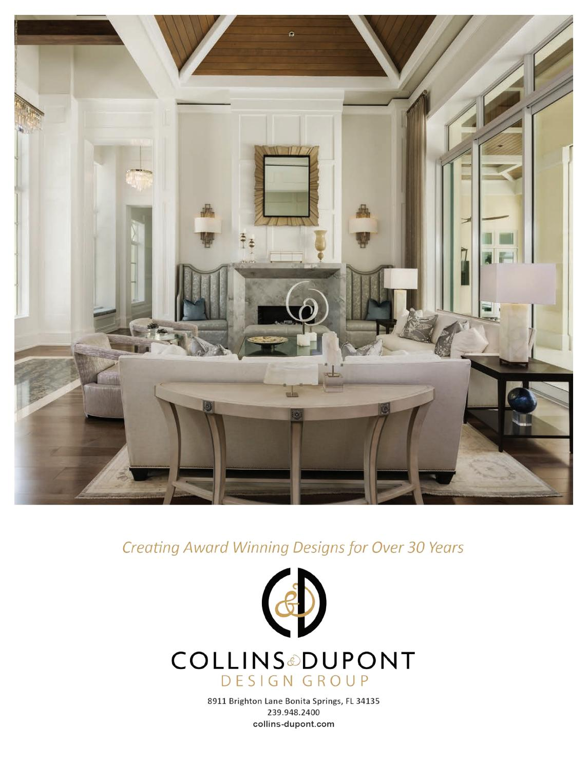 Collins & Dupont Design Group design + decor southwest florida winter 2020 | vebuka