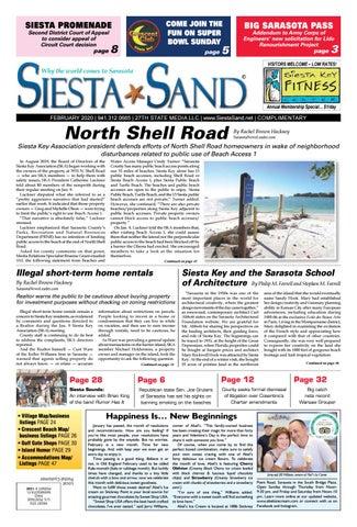 Iv Siesta Sand February2020 By Emy Stein Issuu