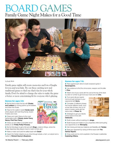 Page 18 of Board Games