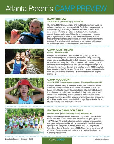 Page 24 of Getting Ready for Overnight Camp: Tips for First-Timers