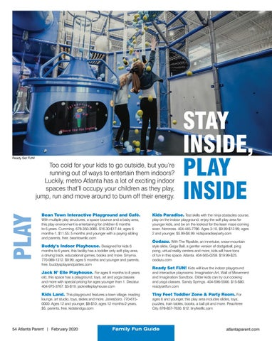 Page 54 of STAY INSIDE, PLAY INSIDE