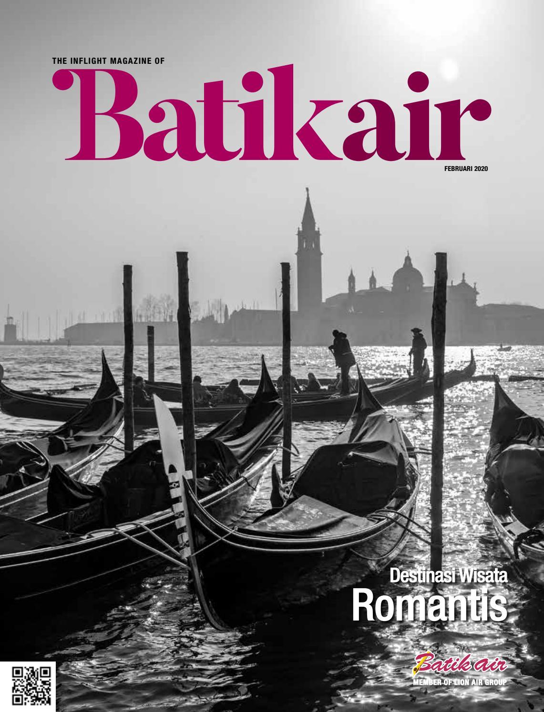 BATIK FEBRUARI 2020 By Batik Air Magazine Issuu