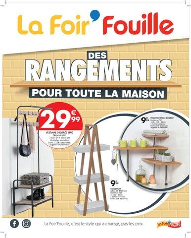 La Foir Fouille Des Rangements Pour Toute La Maison By Foirfouille Issuu