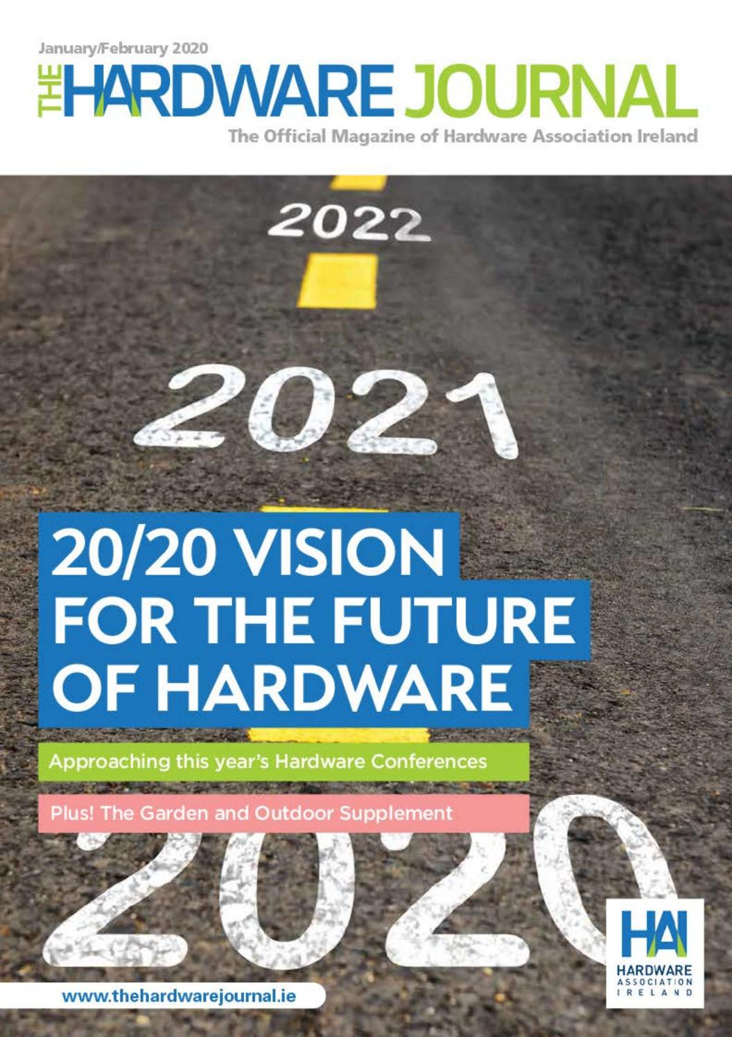 The Hardware Journal Jan Feb 2020 By The Hardware Journal Issuu