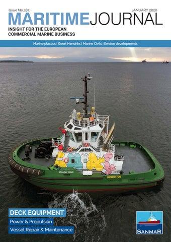 Maritime Journal January 2020 By Mercator Media Issuu