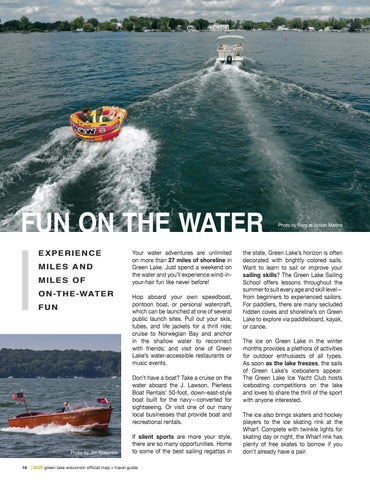 Page 10 of FUN ON THE WATER