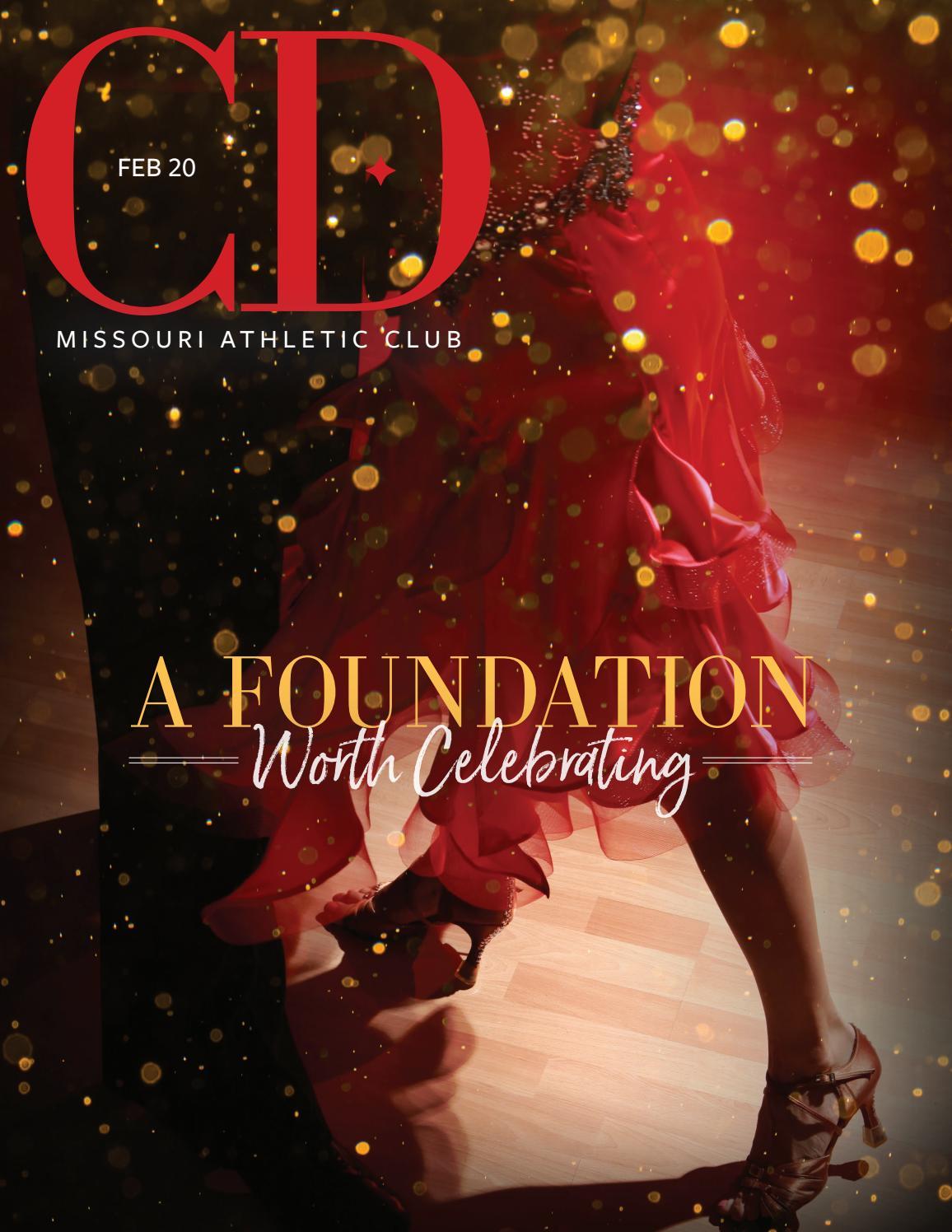 Christmas Dat Brunch St Louis 2020 Missouri Athletic Club, Cherry Diamond, February 2020 by Missouri