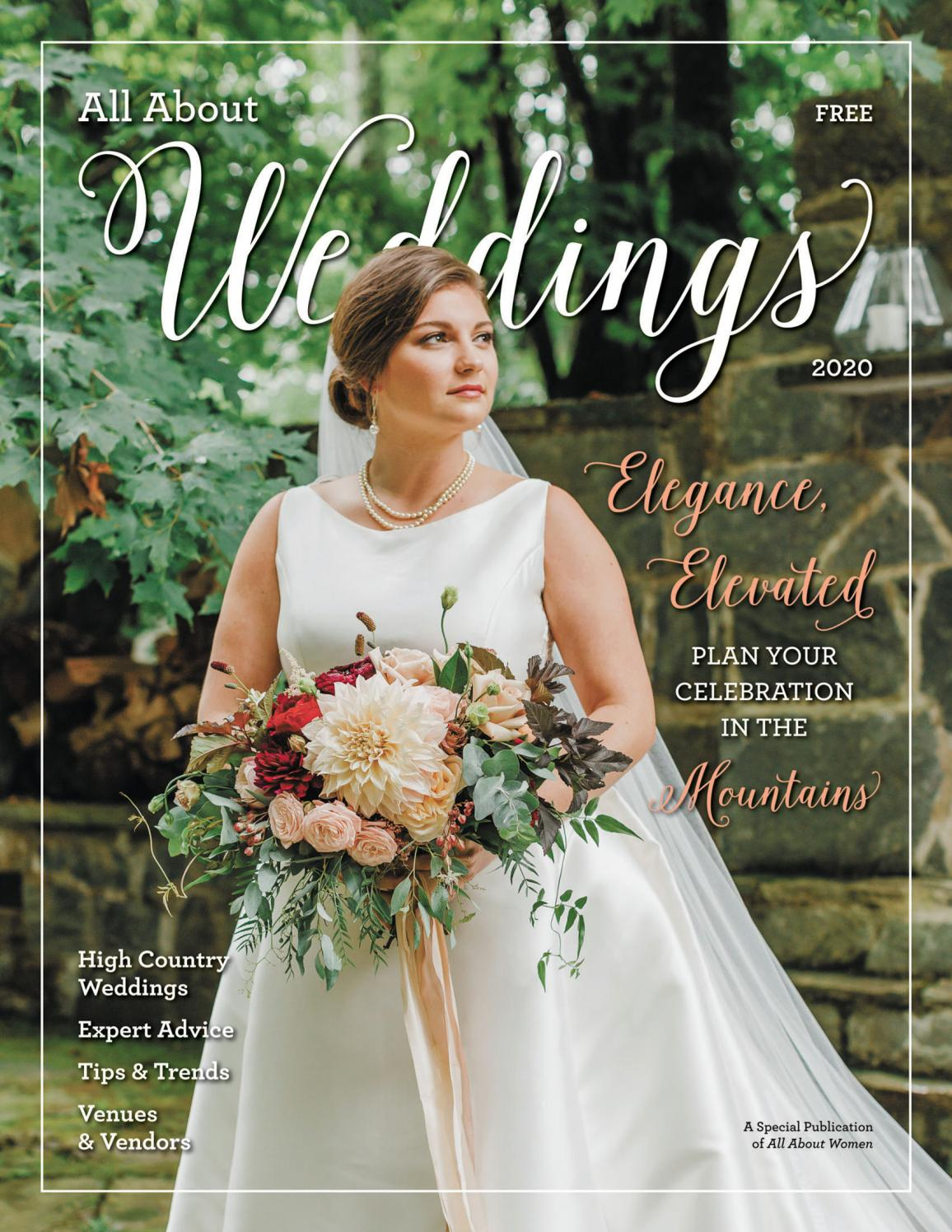 All About Weddings 2020 by Mountain Times Publications - issuu