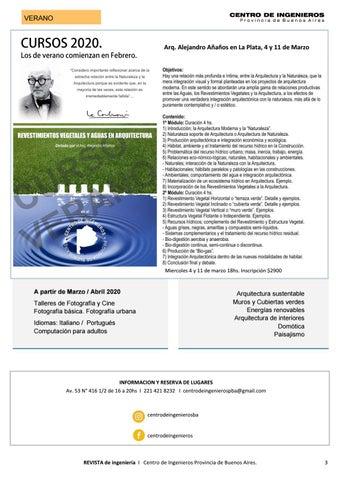 Page 3 of Cursos de VERANO 2020