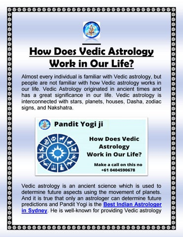 Why Vedic Astrology Is Not Accurate