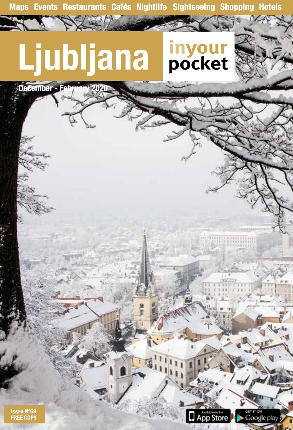 Ljubljana In Your Pocket By In Your Pocket Issuu