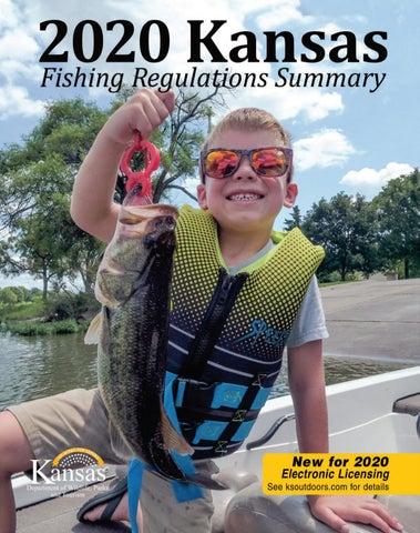2020 Kansas Fishing Regulations Summary By Kansas Department Of Wildlife Parks Tourism Issuu