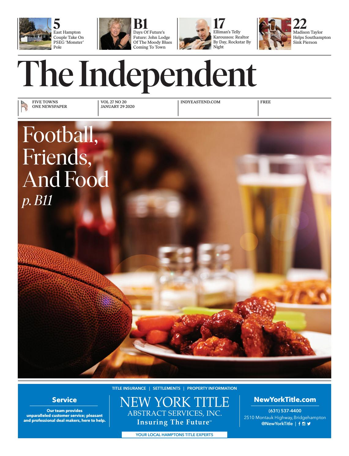 The Independent 012920 By The Independent Newspaper Issuu