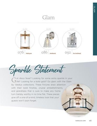 Page 5 of Varaluz 2020 Lighting Catalog