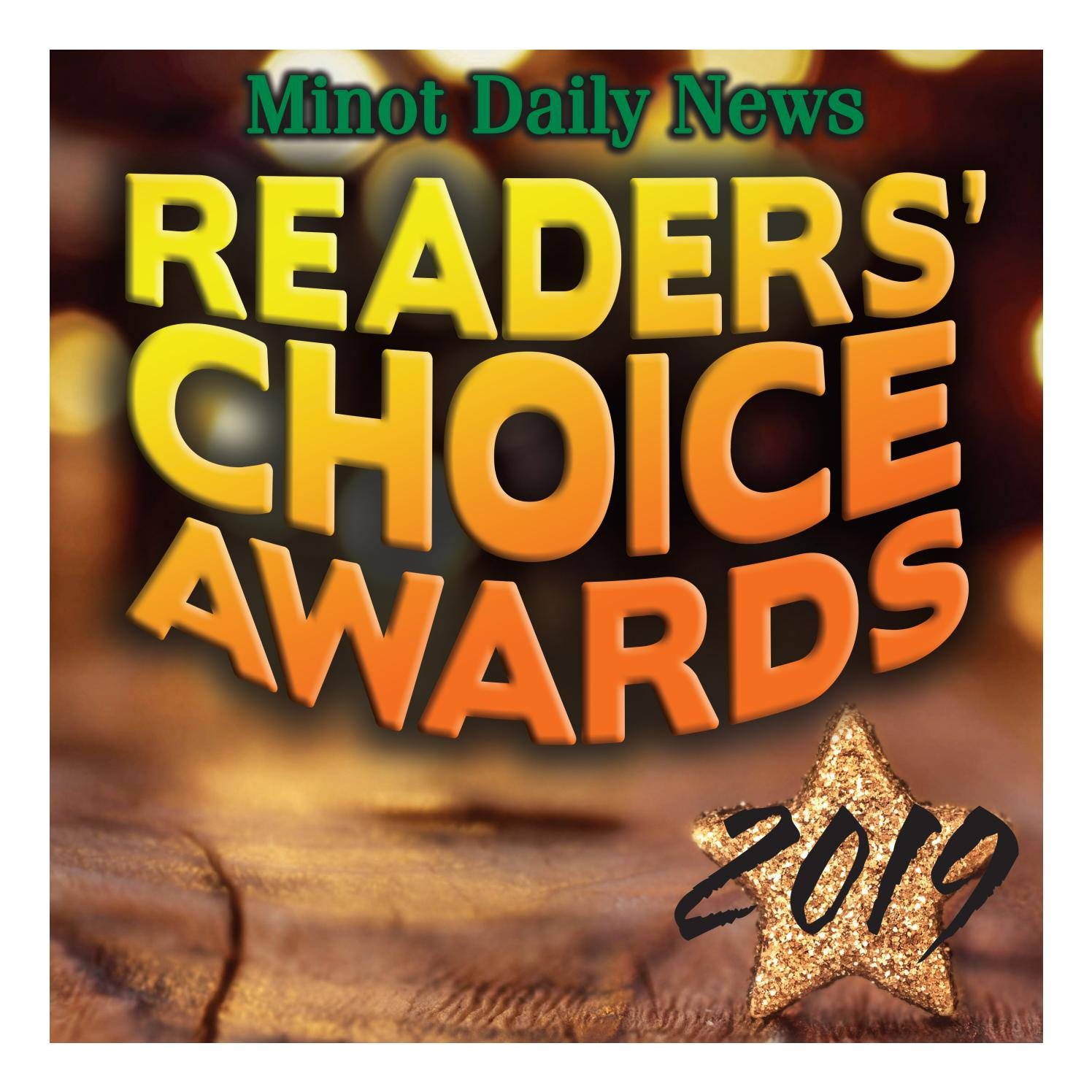 Minot Daily News Readers Choice Awards 2019 By Minotdailynews Issuu
