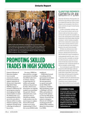 Page 11 of Promoting Skill Trades in Ontario High Schools
